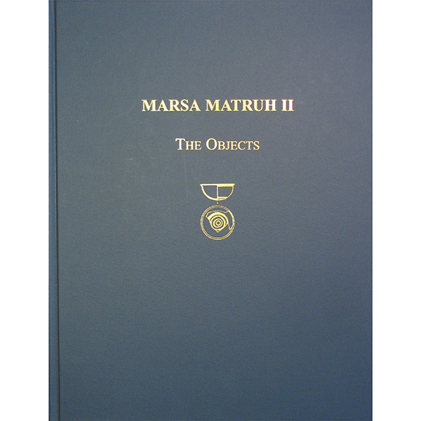Marsa Matruh II:The Objects
