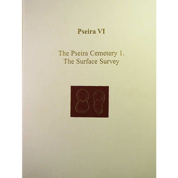 Pseira VI: The Pseira Cemetery 1. The Surface Survey