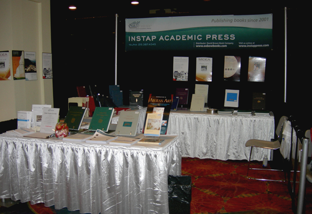 Shot Of The Exhibition Booth