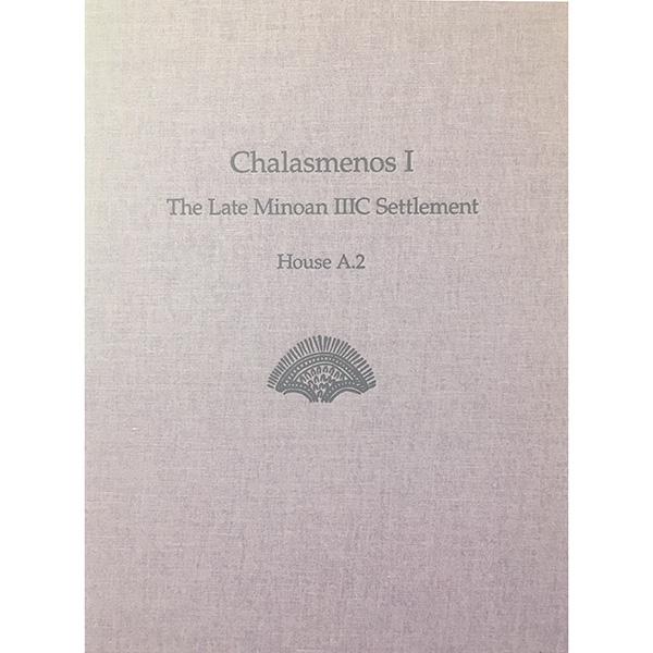 Chalasmenos IThe Late Minoan IIIC SettlementHouse A.2