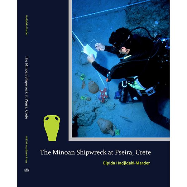 The Minoan Shipwreck At Pseira, Crete